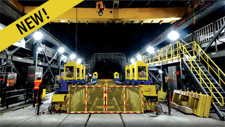 PT Freeport Indonesia Underground Mine Complex Development